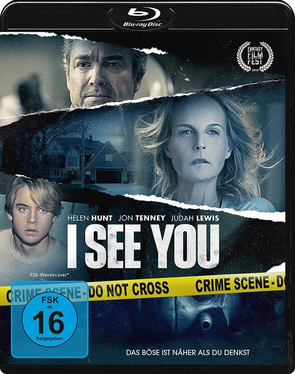 I See You (BLURAY)