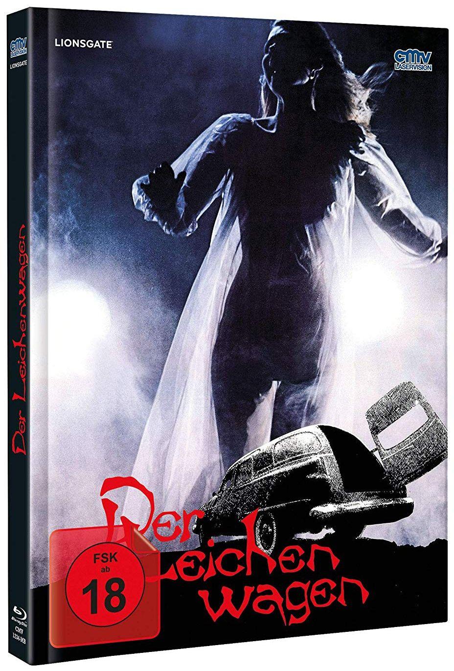 Leichenwagen, Der (Lim. Uncut Mediabook) (DVD + BLURAY)