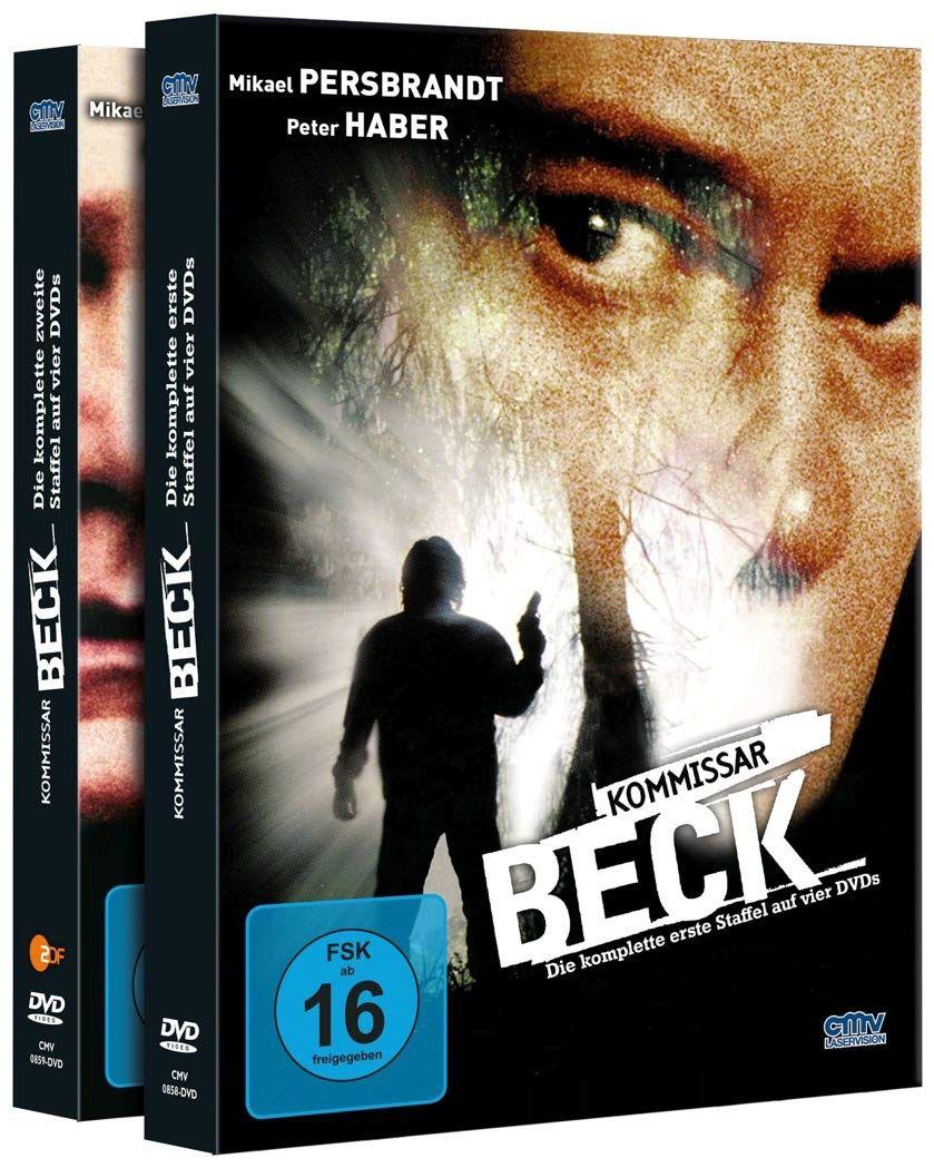 Kommissar Beck - Doppelpack - Staffel 1+2 (8 Discs)