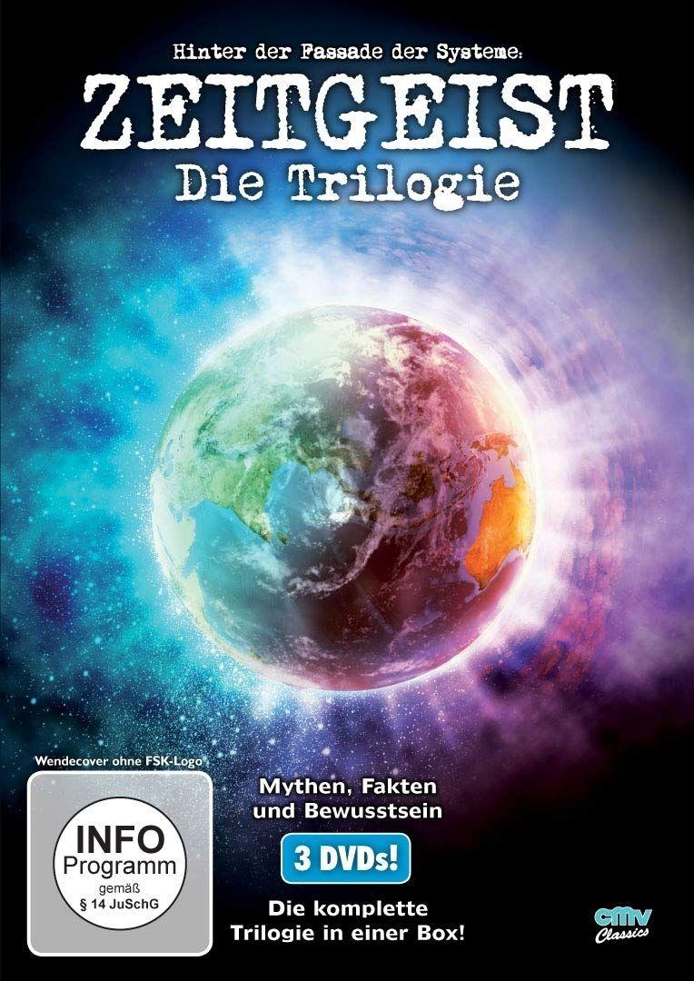 Zeitgeist - Die Trilogie (3 Discs)