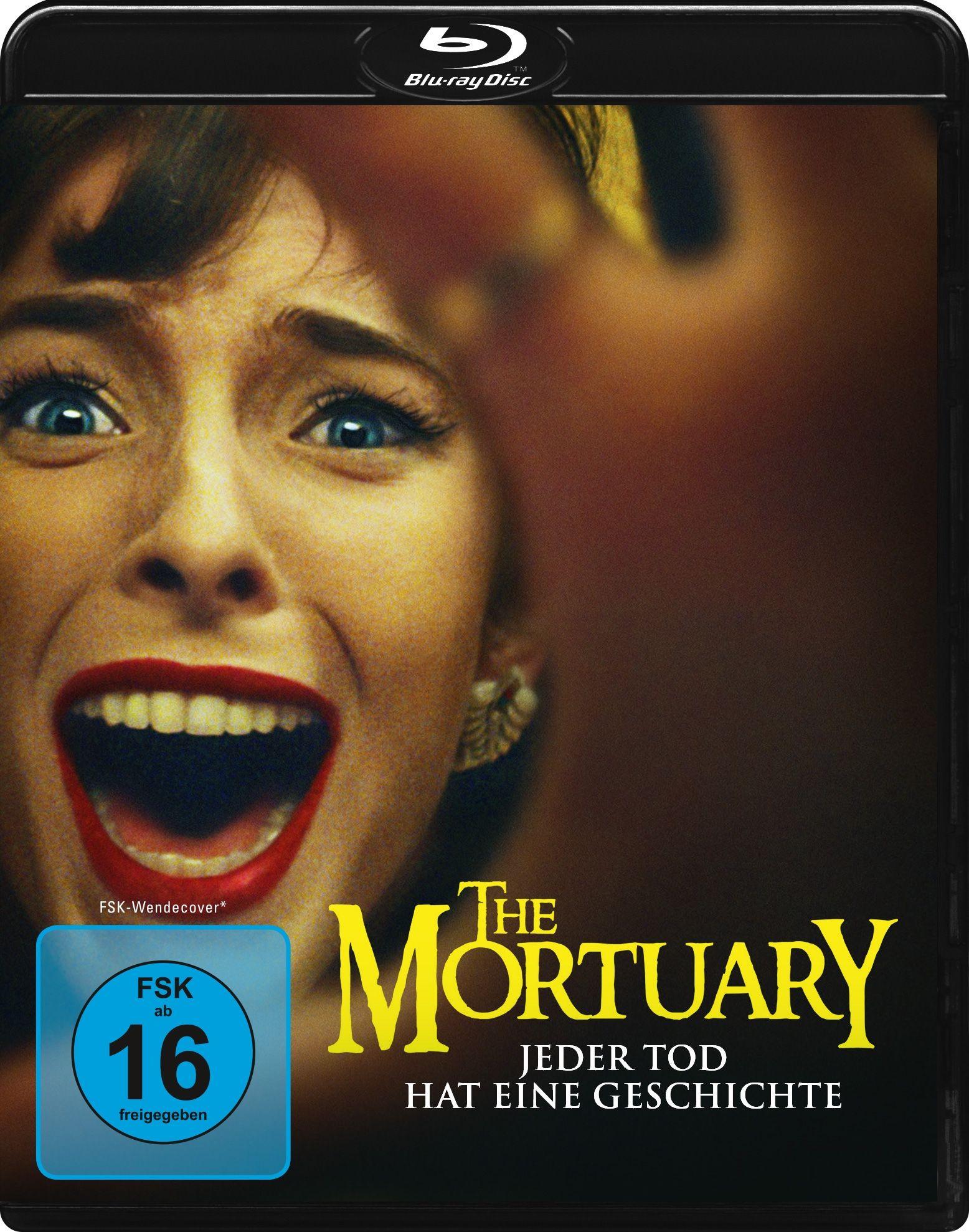 Mortuary, The - Jeder Tod hat eine Geschichte (BLURAY)