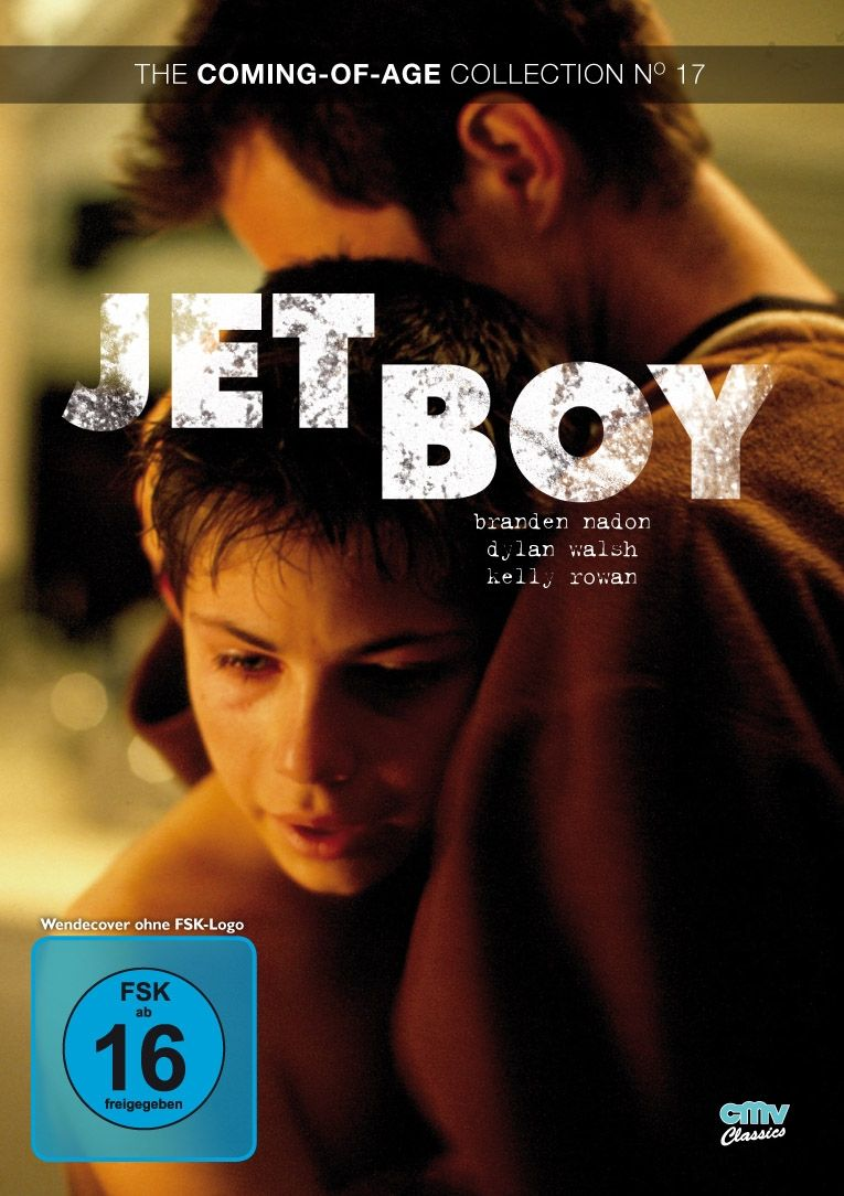 Jet Boy (The Coming-of-Age Collection #17)