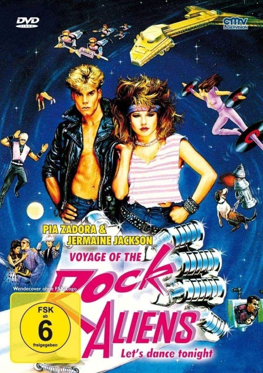 Voyage of the Rock Aliens (Neuauflage)