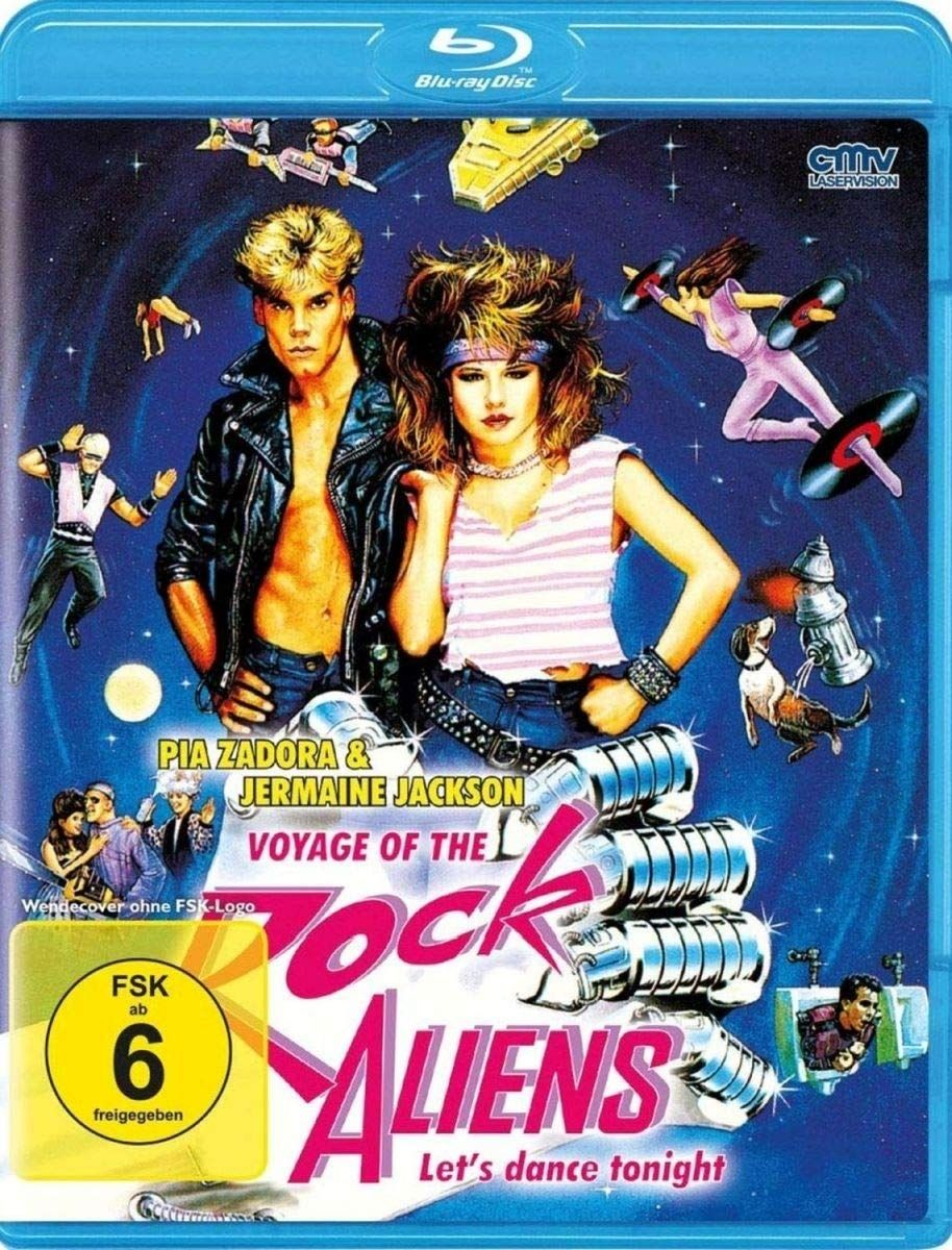 Voyage of the Rock Aliens (BLURAY)