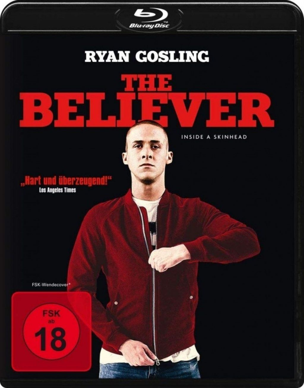 Believer, The - Inside A Skinhead (BLURAY)
