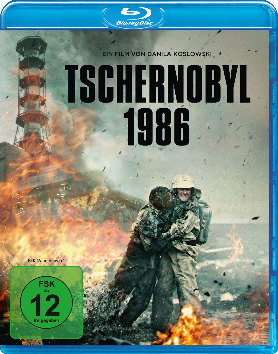Tschernobyl 1986 (BLURAY)
