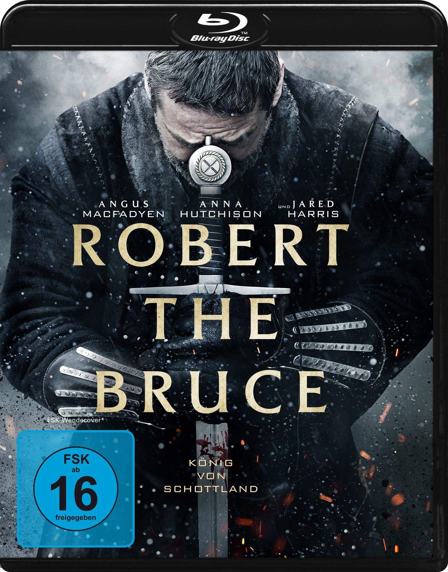 Robert the Bruce - König von Schottland (BLURAY)