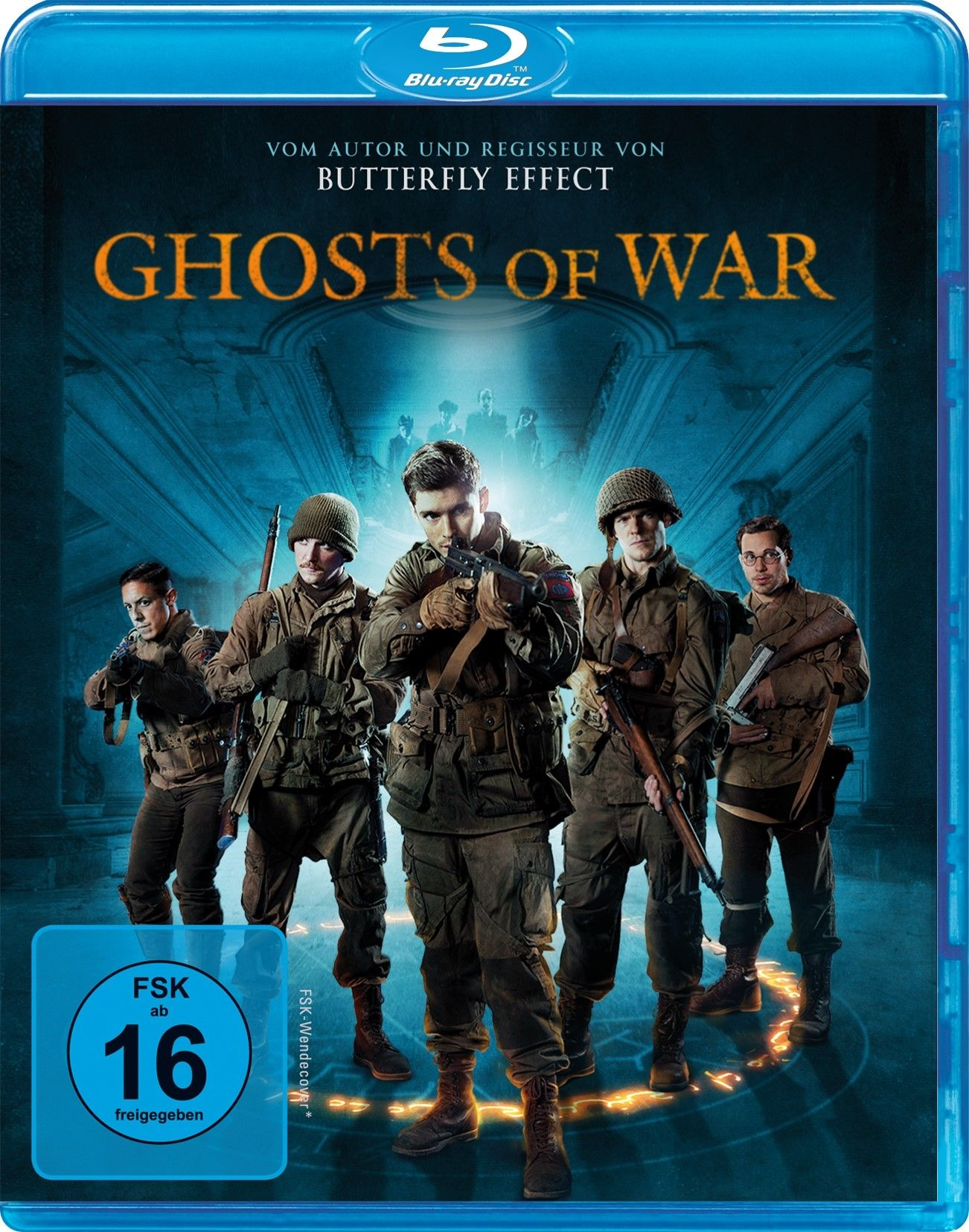Ghosts of War (BLURAY)