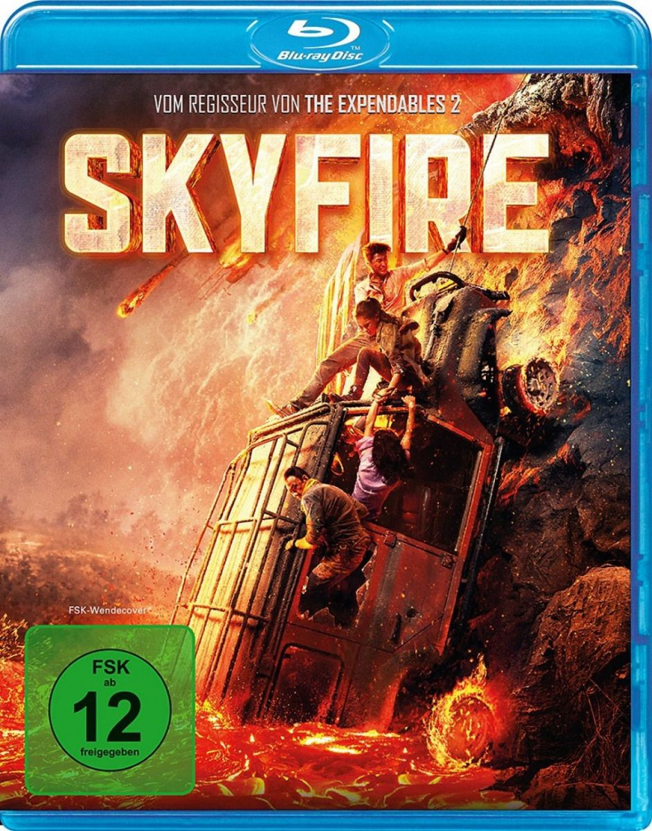 Skyfire (BLURAY)