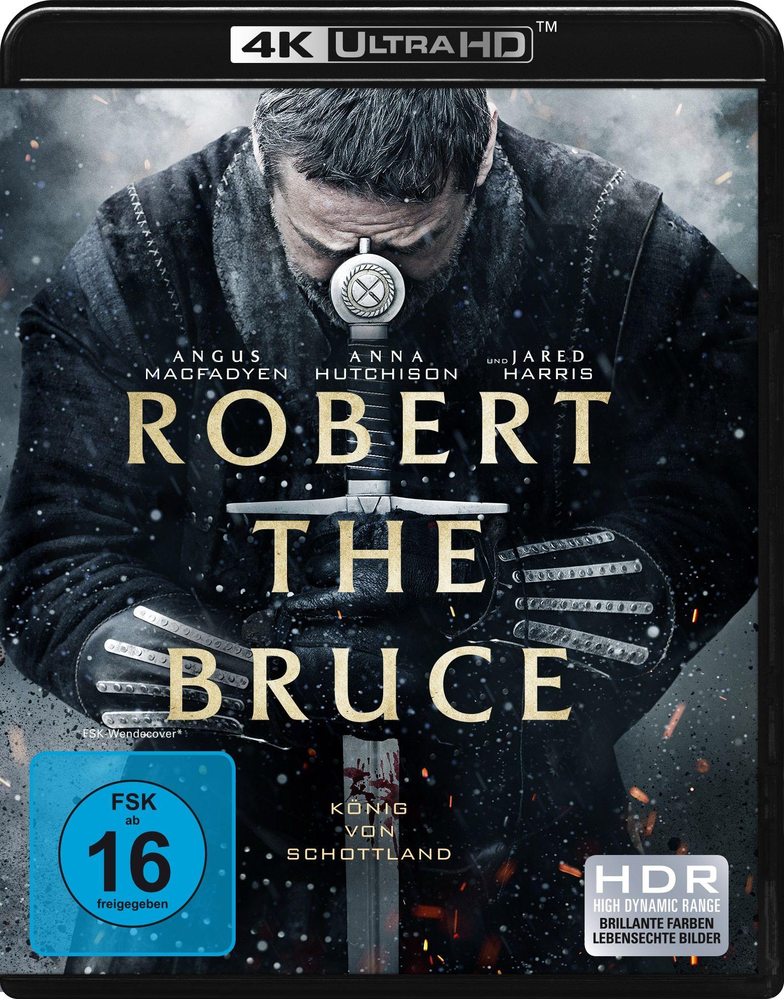 Robert the Bruce - König von Schottland (UHD BLURAY)