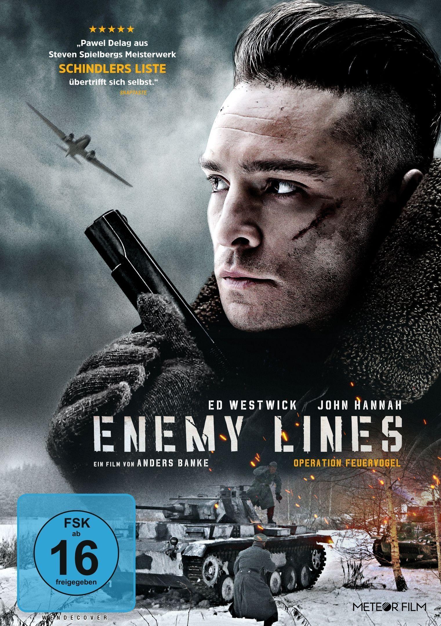 Enemy Lines - Codename Feuervogel