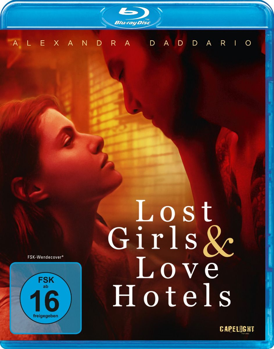 Lost Girls and Love Hotels (BLURAY)