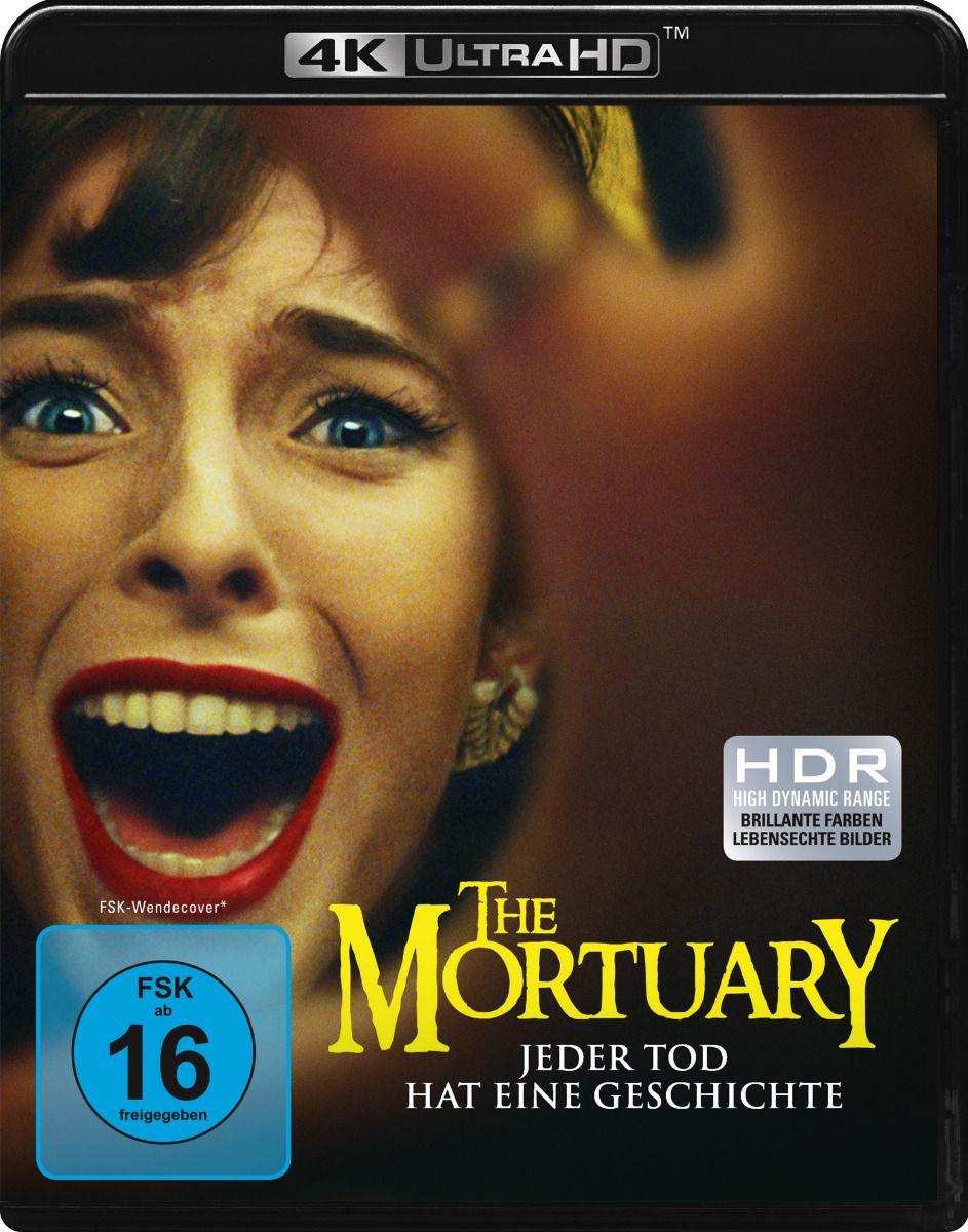 Mortuary, The - Jeder Tod hat eine Geschichte (UHD BLURAY)