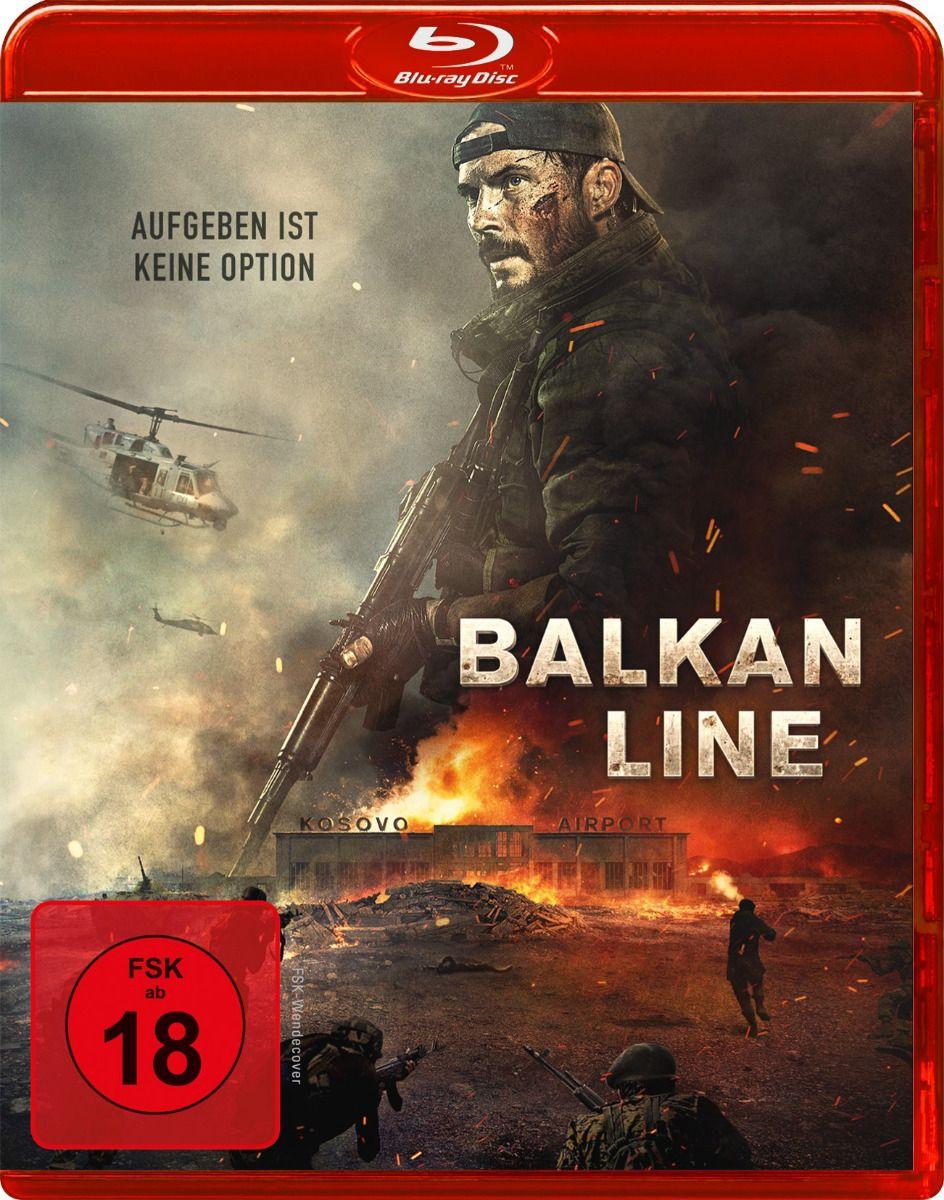 Balkan Line (BLURAY)