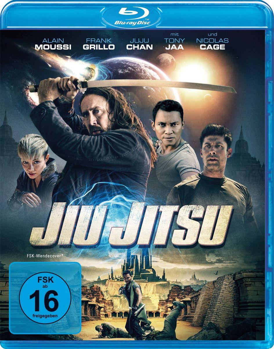 Jiu Jitsu (BLURAY)