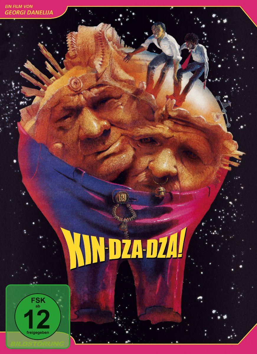 Kin-Dza-Dza! (OmU) (Special Edition) (2 Discs)