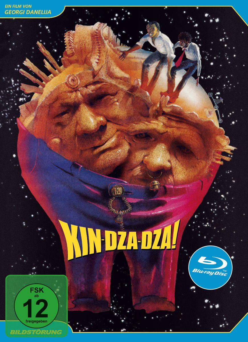Kin-Dza-Dza! (OmU) (Special Edition) (2 Discs) (BLURAY)