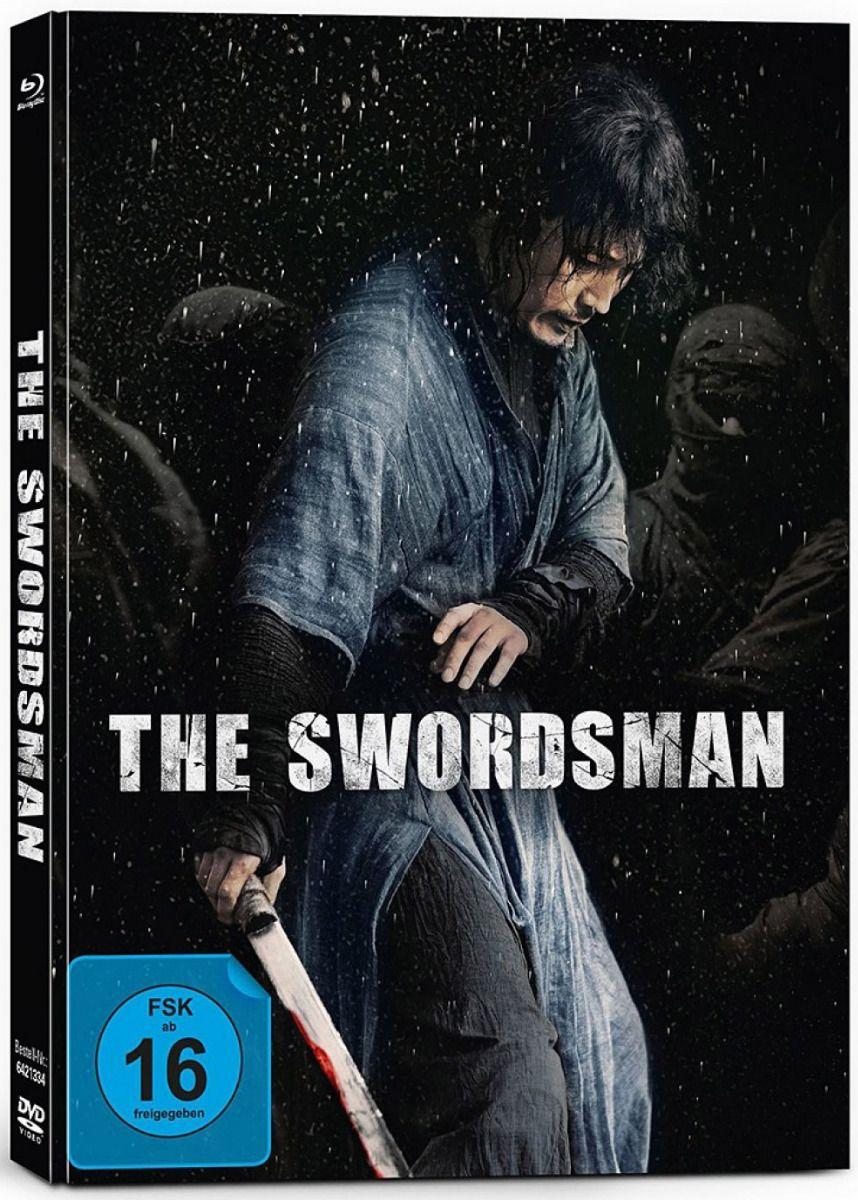 Swordsman, The (Lim. Uncut Mediabook) (DVD + BLURAY)