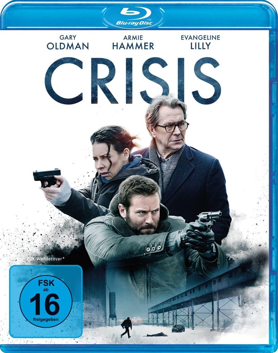 Crisis (BLURAY)