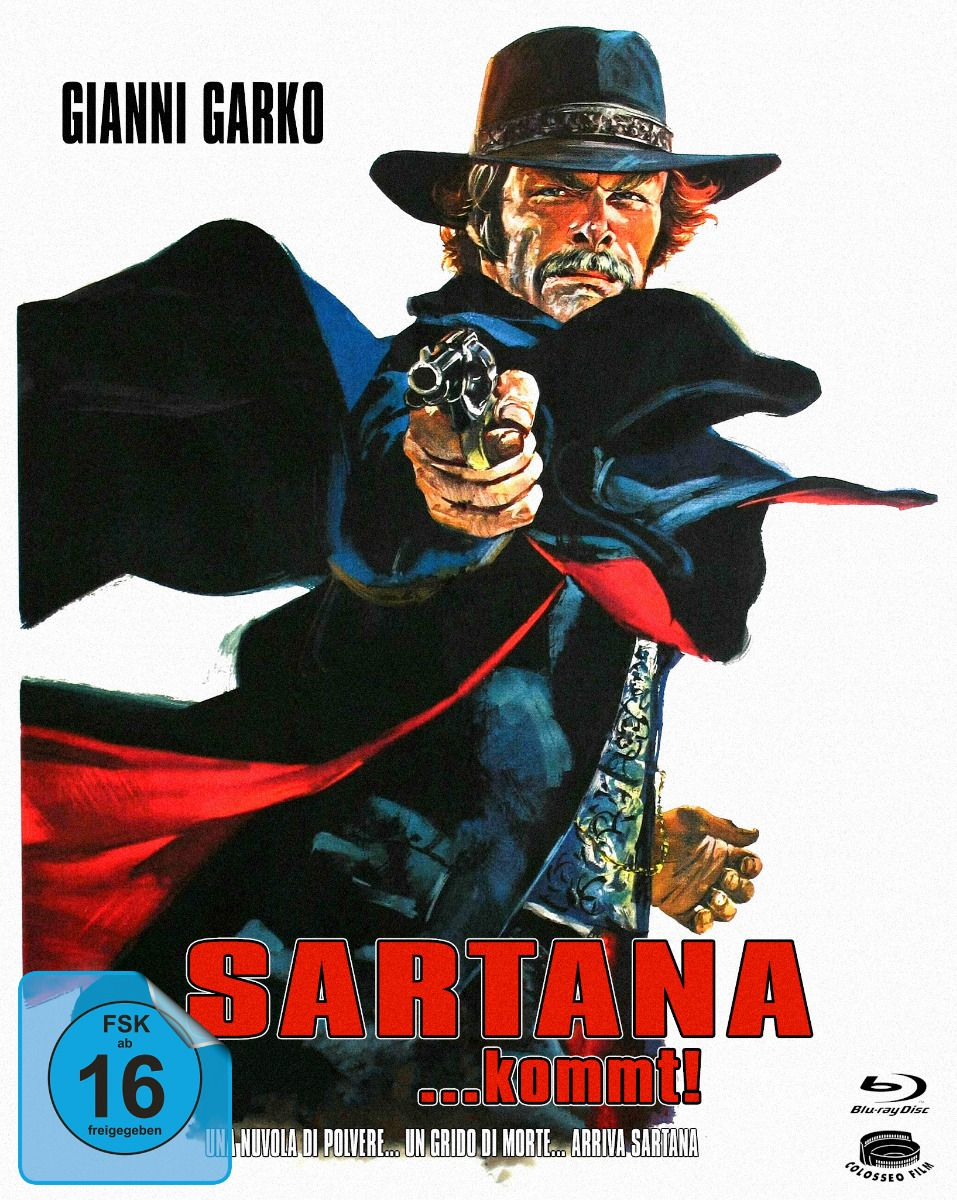Sartana kommt (Uncut) (BLURAY)