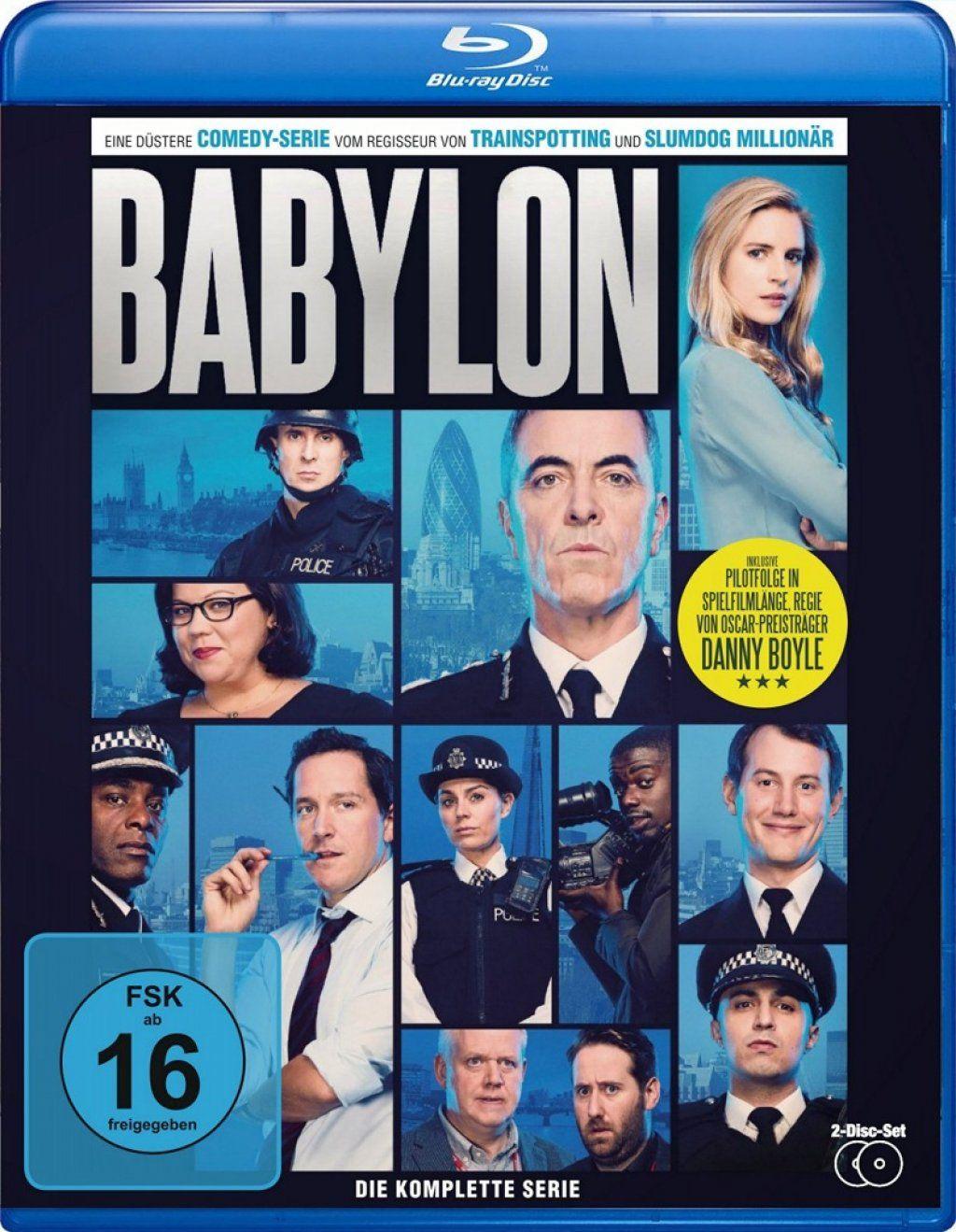 Babylon - Die komplette Serie (2 Discs) (BLURAY)