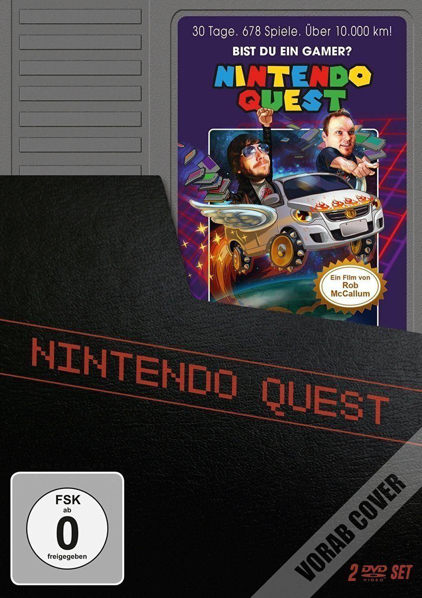 Nintendo Quest (2 Discs)