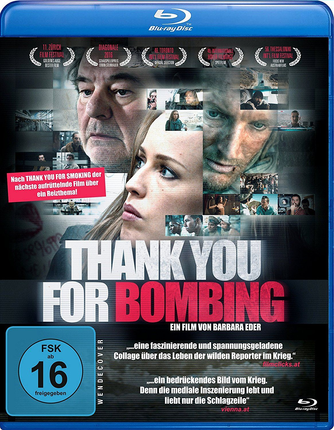 Thank You for Bombing (BLURAY)