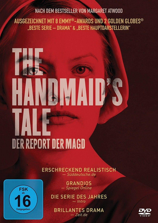 Handmaid's Tale, The - Der Report der Magd - Staffel 1 (4 Discs)