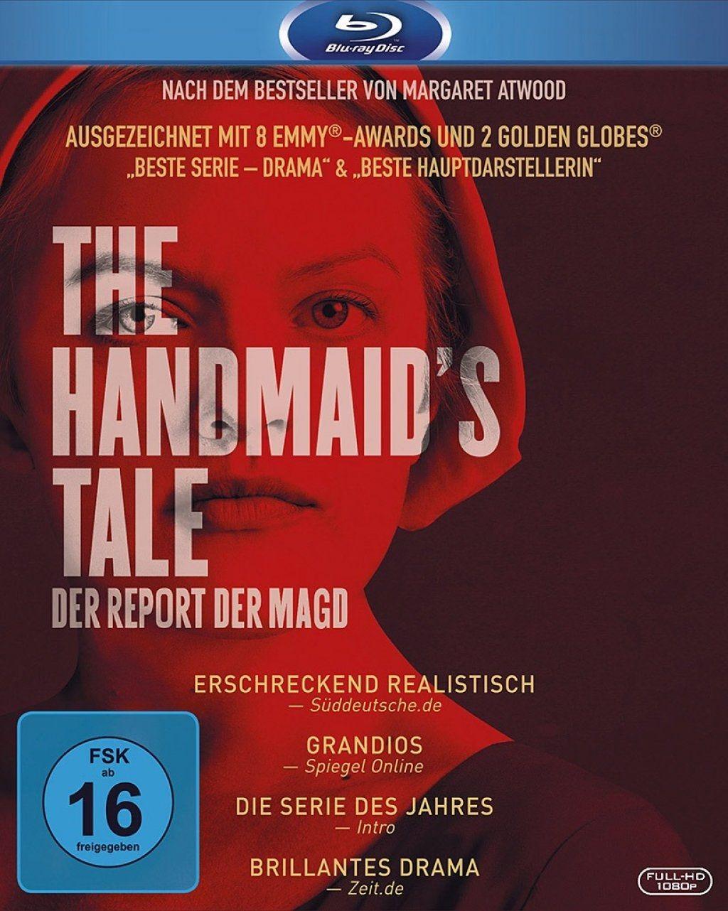 Handmaid's Tale, The - Der Report der Magd - Staffel 1 (3 Discs) (BLURAY)