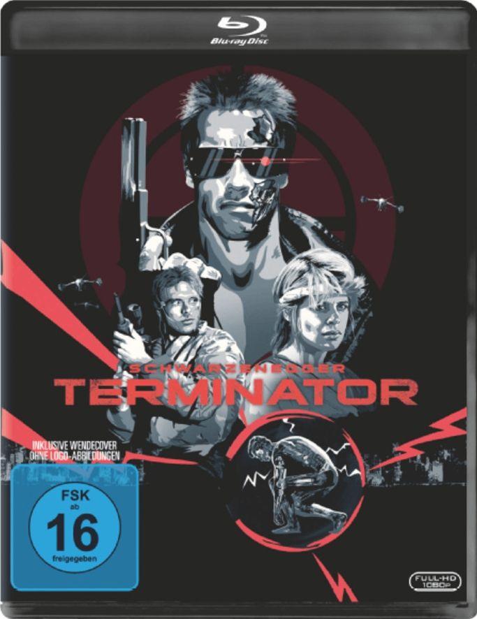 Terminator (Black Edition) (BLURAY)