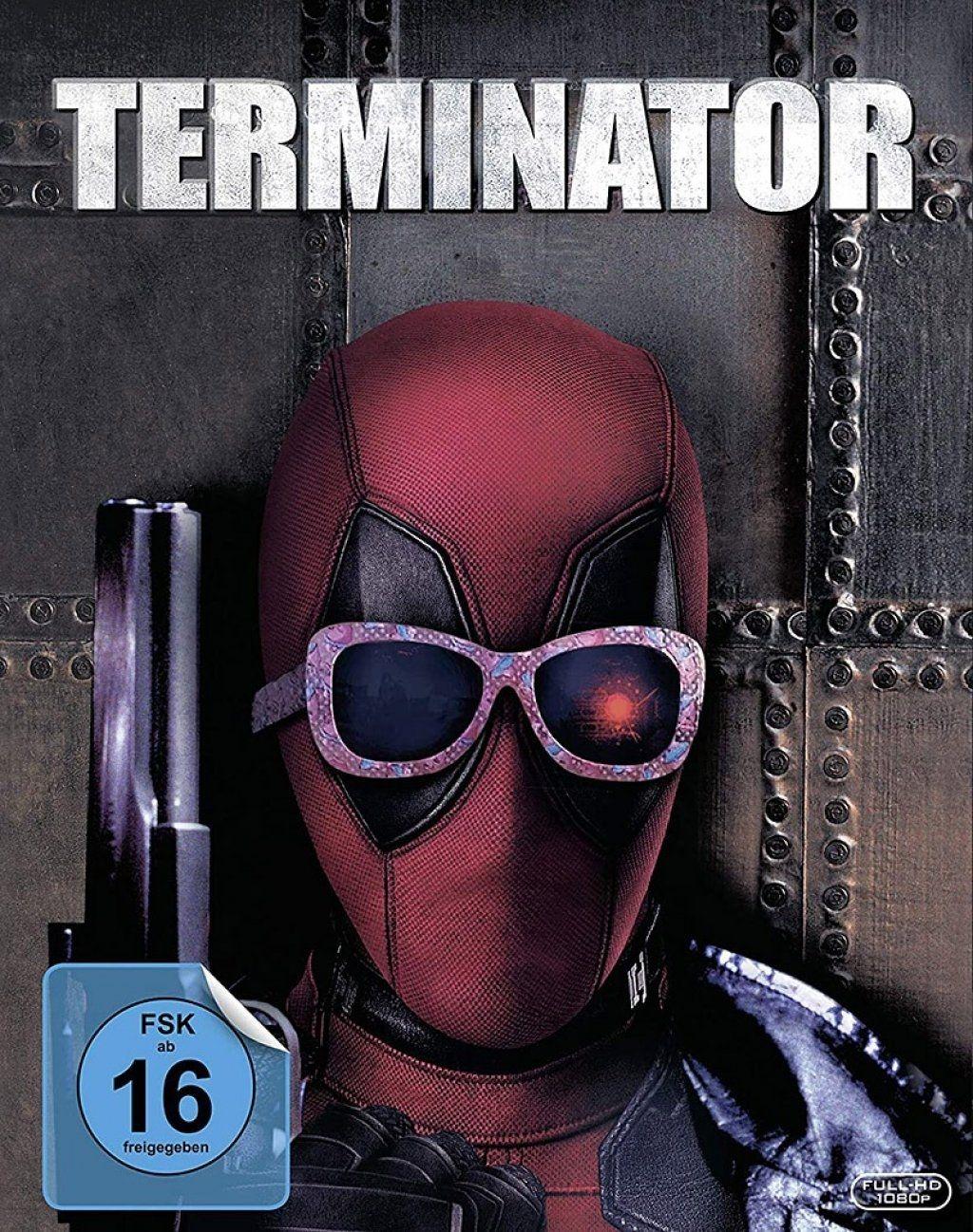 Terminator (Deadpool Photobomb Edition) (BLURAY)