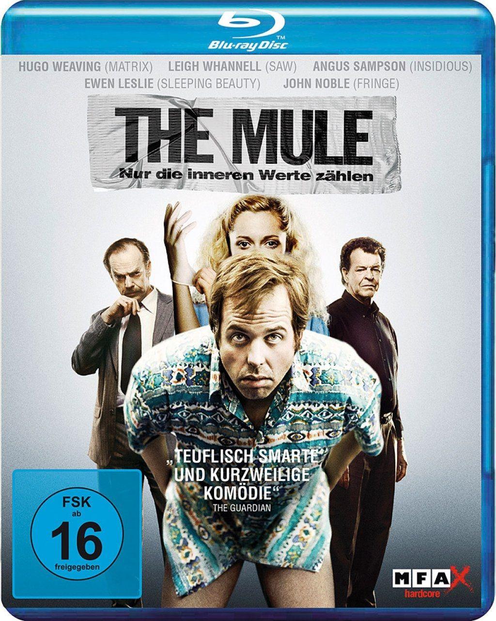 Mule, The (BLURAY)