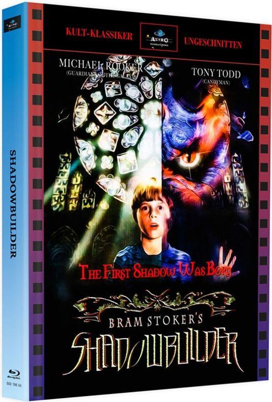 Bram Stoker's Shadowbuilder (Lim. Uncut Mediabook - Cover A) (2 Discs) (BLURAY)