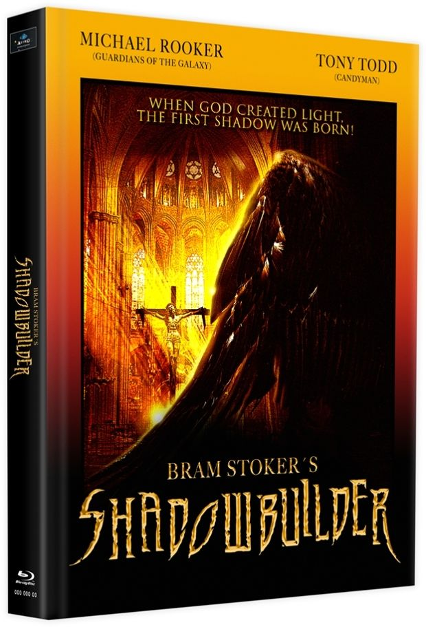 Bram Stoker's Shadowbuilder (Lim. Uncut Mediabook - Cover B) (2 Discs) (BLURAY)
