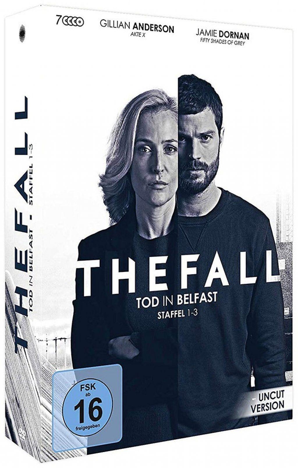 Fall, The - Tod in Belfast - Staffel 1-3 (7 Discs)