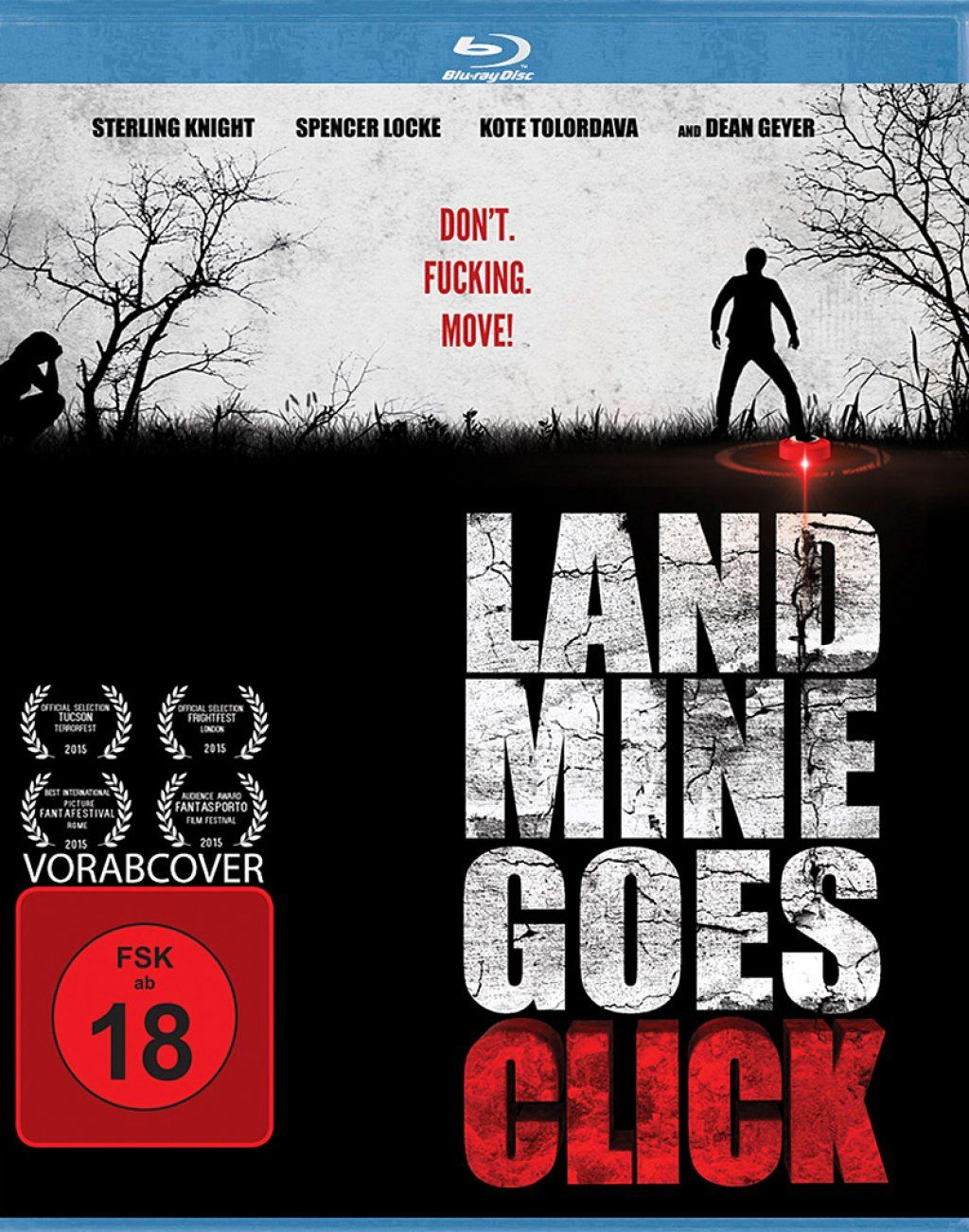 Landmine Goes Click (BLURAY)