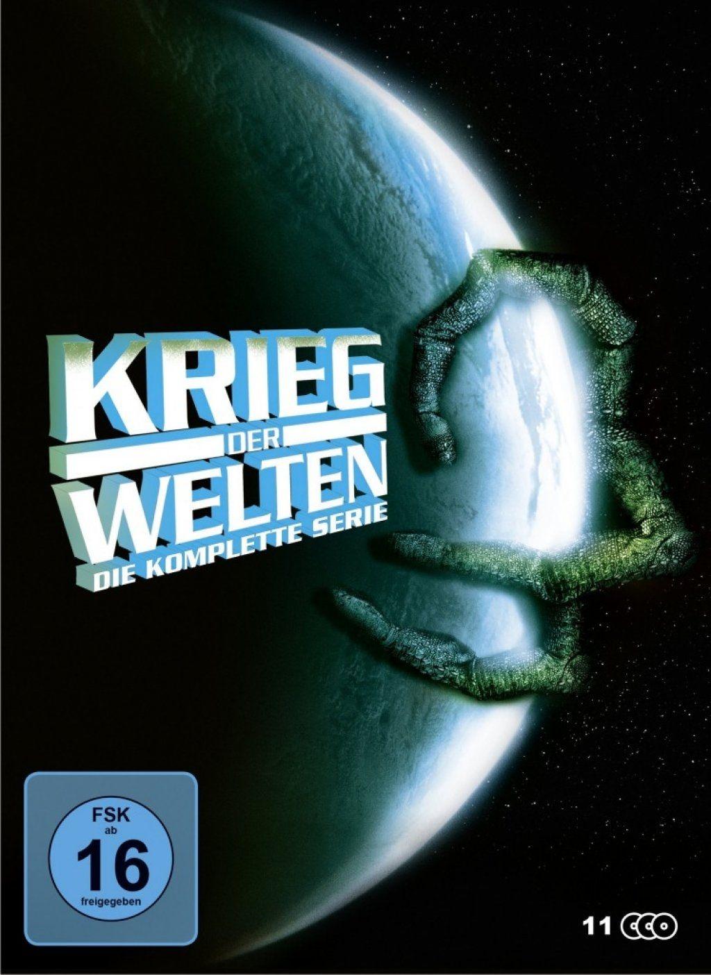 Krieg der Welten - Die komplette Serie (11 Discs)