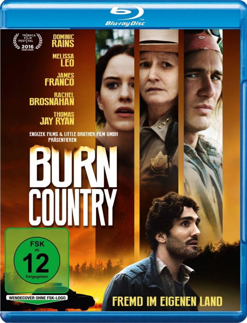Burn Country - Fremd im eigenen Land (BLURAY)