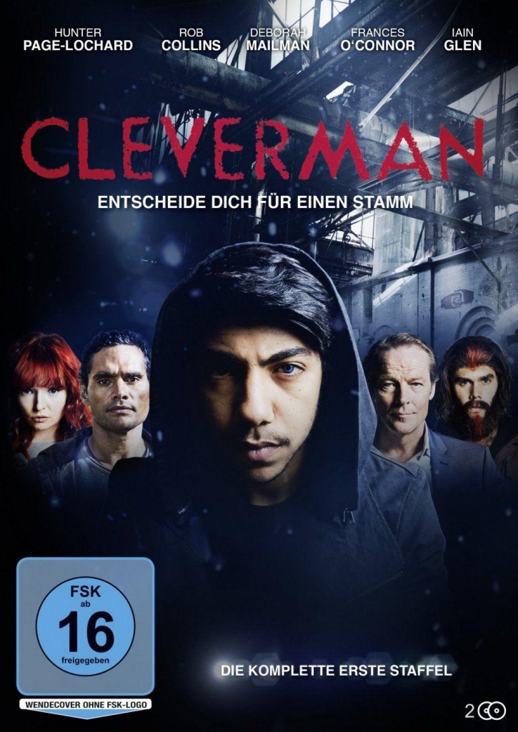 Cleverman - Staffel 1 (2 Discs)