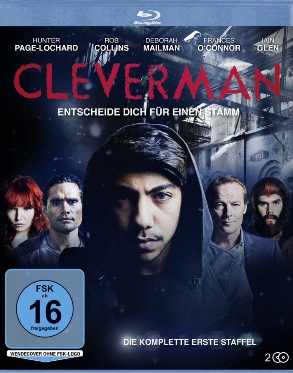 Cleverman - Staffel 1 (2 Discs) (BLURAY)