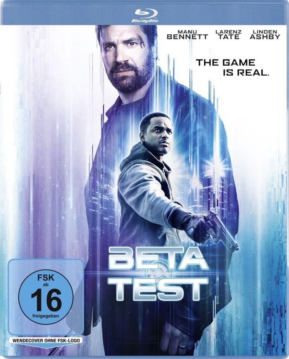 Beta Test (BLURAY)