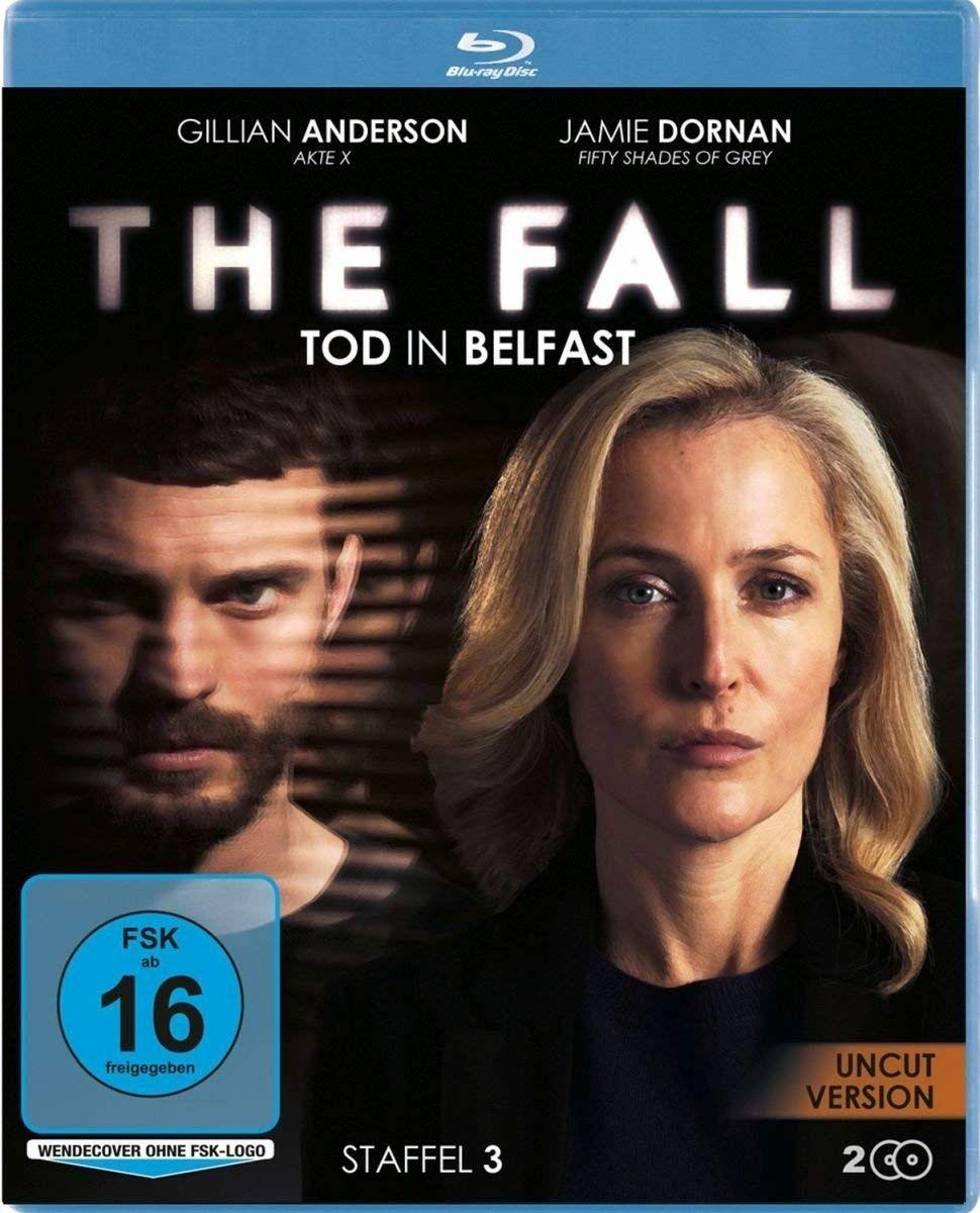 Fall, The - Tod in Belfast - Staffel 3 (2 Discs) (BLURAY)