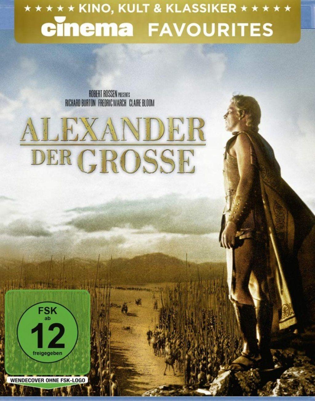 Alexander der Große (BLURAY)