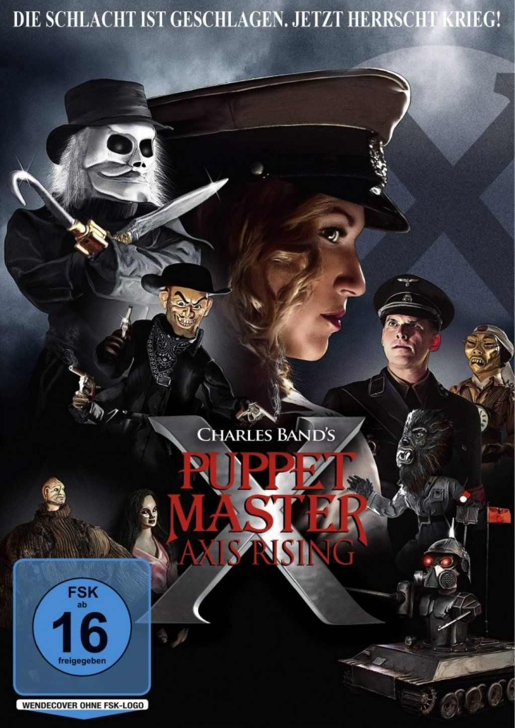 Puppet Master X - Axis Rising