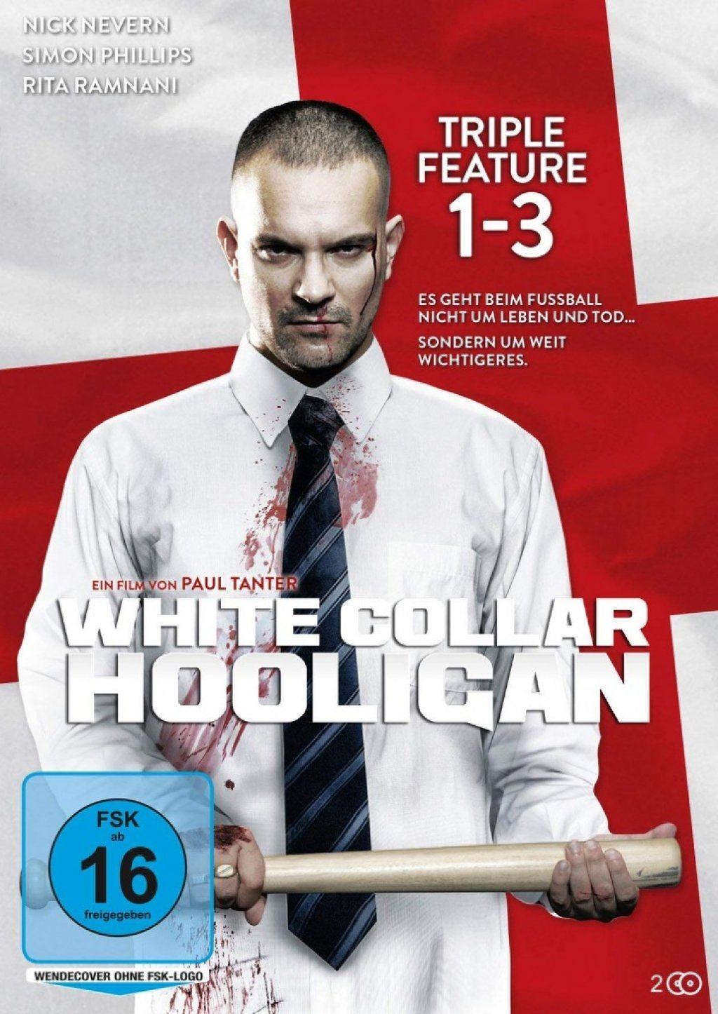 White Collar Hooligan 1-3 Tripple Feature (2 Discs)