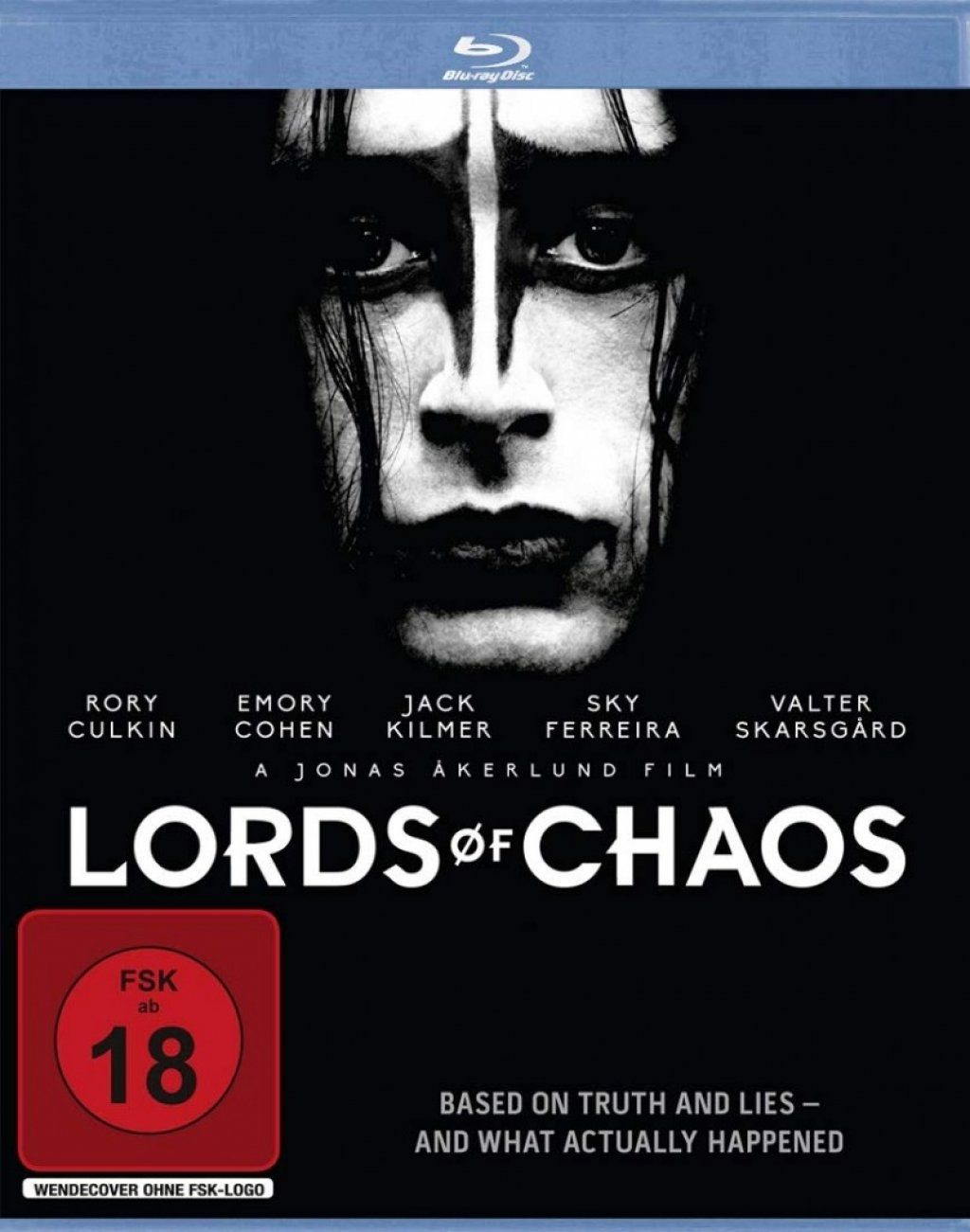 Lords of Chaos (BLURAY)