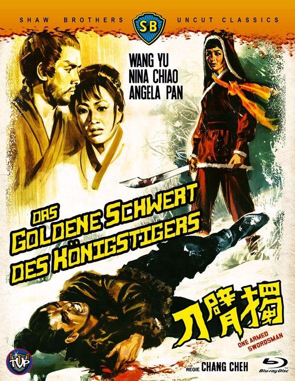 Goldene Schwert des Königstigers, Das (Lim. BD Hartbox) (BLURAY)