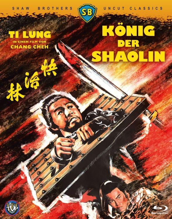 König der Shaolin (Lim. BD Hartbox) (BLURAY)