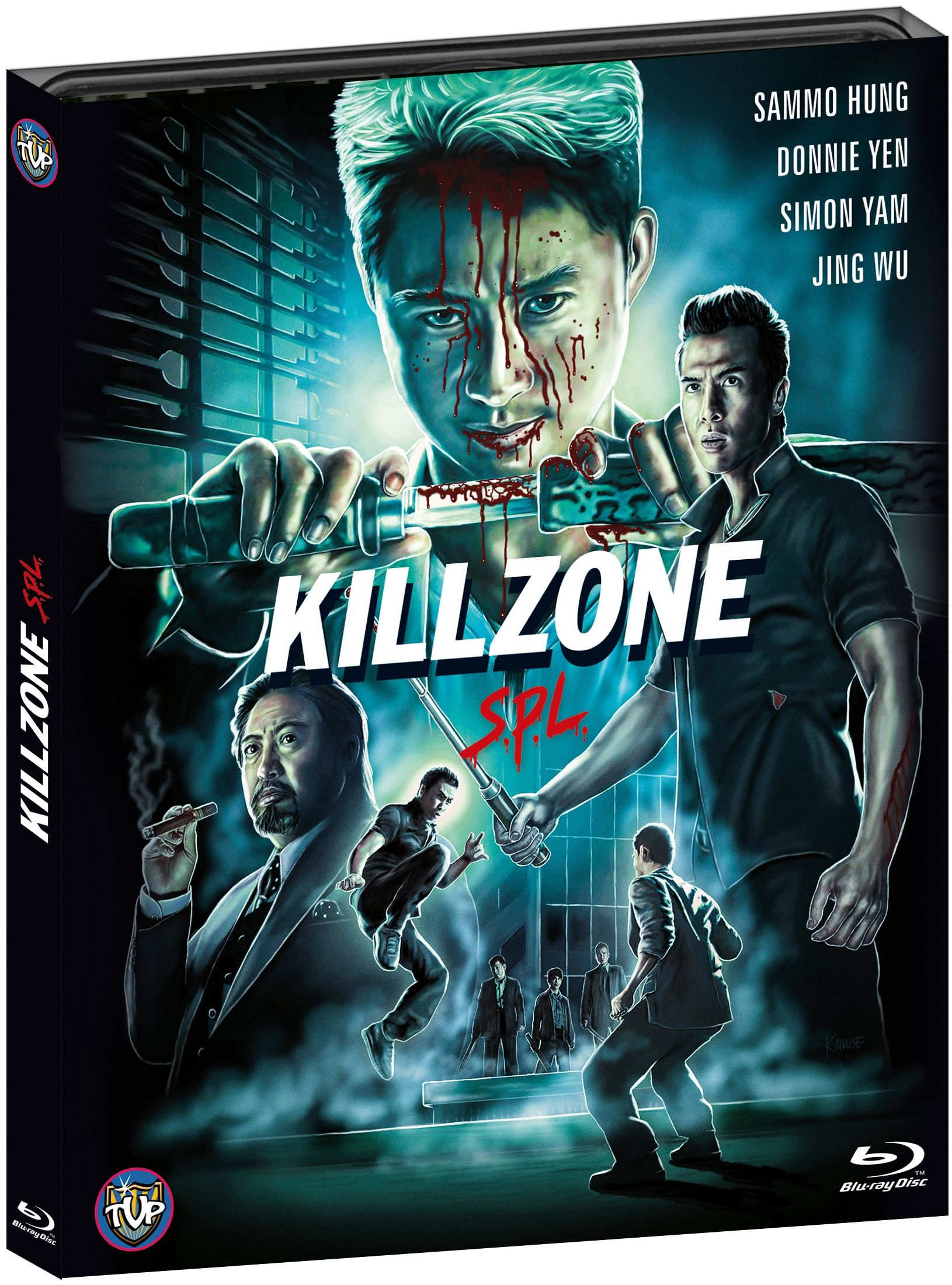 Kill Zone SPL (BLURAY)