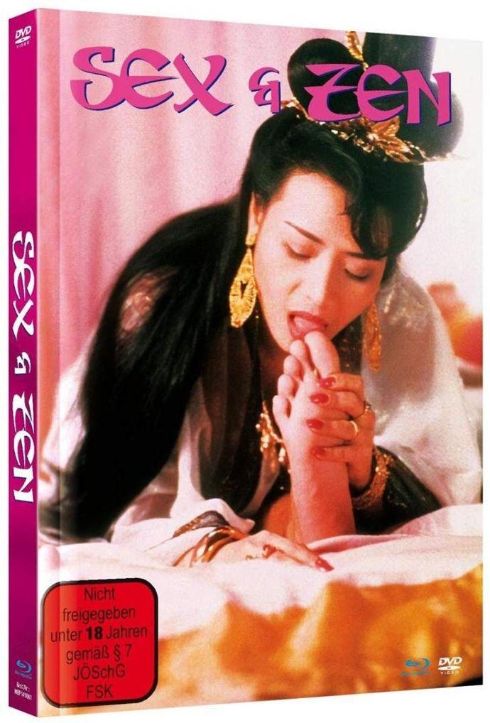 Sex & Zen (Lim. Uncut Mediabook - Cover B) (DVD + BLURAY)